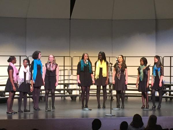 WLHS Choral Departmen