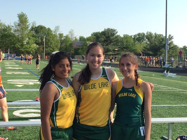 Howard County Track and Field Championships.